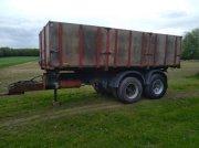 Muldenkipper типа Scania boggi vogn med luftbremser og bladfjedre., Gebrauchtmaschine в øster ulslev