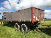 Muldenkipper des Typs Scania boggi vogn, Gebrauchtmaschine in øster ulslev
