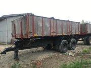 Muldenkipper tip Scania boggi vogn, Gebrauchtmaschine in øster ulslev