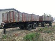Muldenkipper типа Scania boggivogn+hænger, Gebrauchtmaschine в øster ulslev