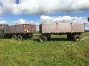 Muldenkipper des Typs Scania vogntræk, Gebrauchtmaschine in øster ulslev