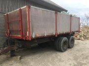 Muldenkipper типа Scania vontræk. Boggivohn+hænger. Alle sider medfølger, Gebrauchtmaschine в øster ulslev