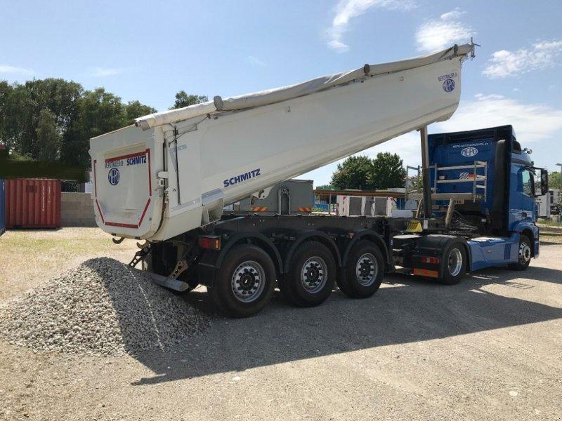 Muldenkipper типа Schmitz Cargobull STAHLKIPPMULDE 25m³ EZ 2018, Gebrauchtmaschine в Großkarolinenfeld bei Rosenheim / B15 (Фотография 1)
