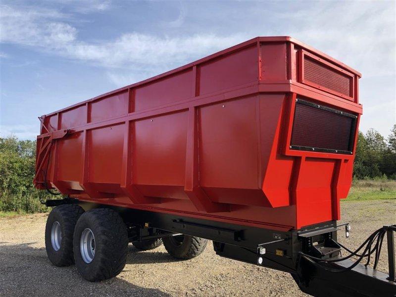 Фотография Sonstige 18-ton  boggie  med  fransk  bagsmæk
