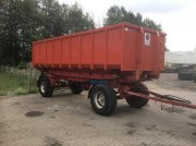 Muldenkipper des Typs Sonstige 4 hjulet anhænger , med nyere container kasse på, Gebrauchtmaschine in Bredsten