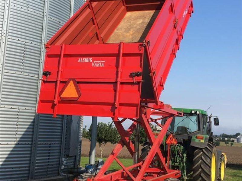 Muldenkipper типа Sonstige 7 tons højtip Gødningsbagende, Kornslidske, Gebrauchtmaschine в Middelfart (Фотография 1)