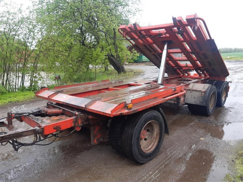 Muldenkipper a típus Sonstige kroghejs-Overførsels anhænger- uden container- til traktor med hydr bremser, Gebrauchtmaschine ekkor: Nørager (Kép 1)