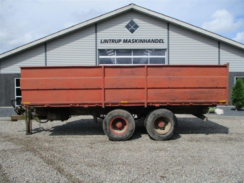 Picture Sonstige Lastbil tipvogn med 6.3m kasse