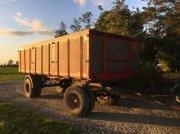 Muldenkipper des Typs Sonstige Lastbilanhænger. velholdt vogn med nyere drejekrans, Gebrauchtmaschine in øster ulslev