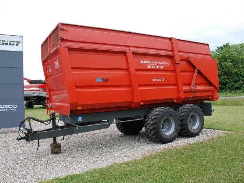 Muldenkipper tipa Sonstige SPC16 Velholdt med græssider., Gebrauchtmaschine u Grindsted (Slika 1)