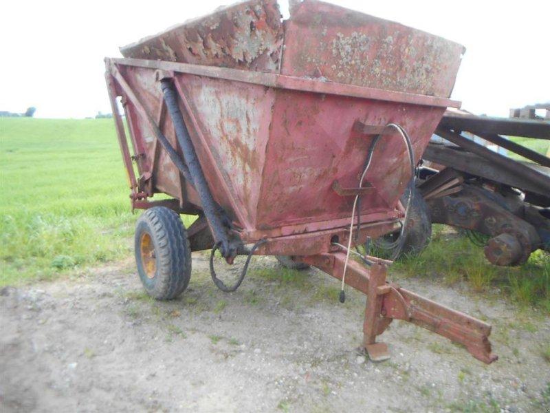 Muldenkipper типа Spragelse Højtipvogn, Gebrauchtmaschine в Roslev (Фотография 1)
