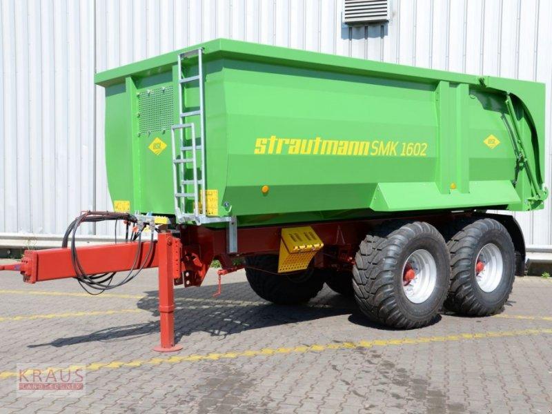 Muldenkipper типа Strautmann SMK 1602 mit Aufsätze, Neumaschine в Geiersthal (Фотография 1)