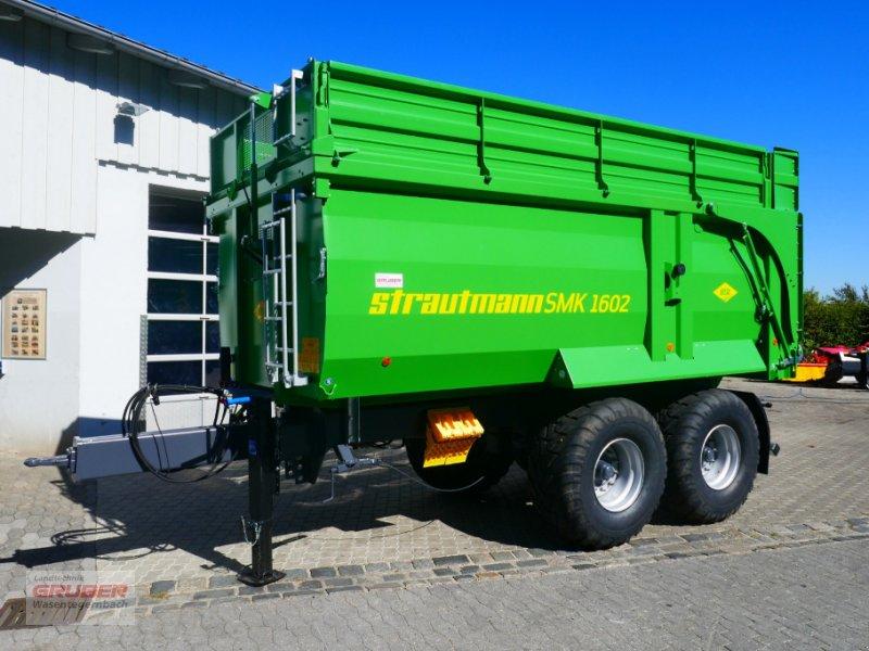 Muldenkipper des Typs Strautmann SMK 1602, Neumaschine in Dorfen (Bild 1)
