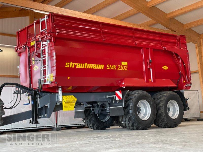 Muldenkipper tip Strautmann SMK 2102 - Kipper Edition 2021, Neumaschine in Ebenhofen (Poză 1)