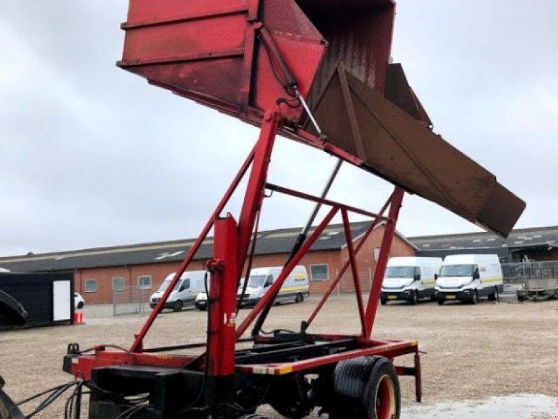 Muldenkipper типа Taarup HØJTIP 8TON, Gebrauchtmaschine в Skjern (Фотография 1)