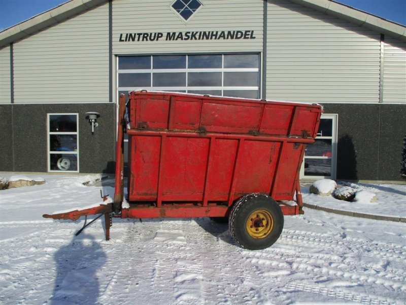 Muldenkipper типа Taarup T 3 side højtipvogn, Gebrauchtmaschine в Lintrup (Фотография 1)