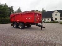 Tim 125/150 12 tons Muldenkipper
