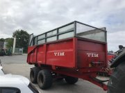 Muldenkipper типа Tim 125/150 Overbygning og fransk bagsmæk, Gebrauchtmaschine в Kolding