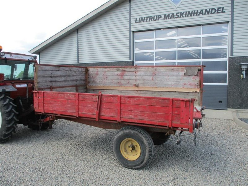Muldenkipper des Typs Tim 4,5 ton 3-vejs tip, Gebrauchtmaschine in Lintrup (Bild 4)