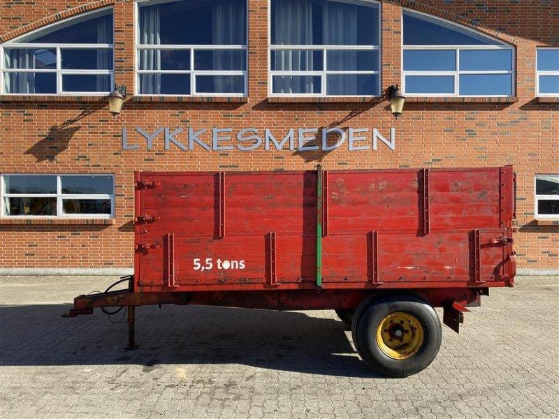 Muldenkipper типа Tim 5,5 ton, Gebrauchtmaschine в Gjerlev J. (Фотография 1)