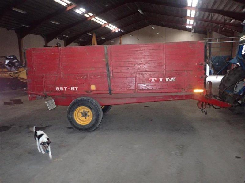 Muldenkipper tip Tim 6,5 ton med bremser hydraulisk bagsmæ, Gebrauchtmaschine in Egtved (Poză 1)
