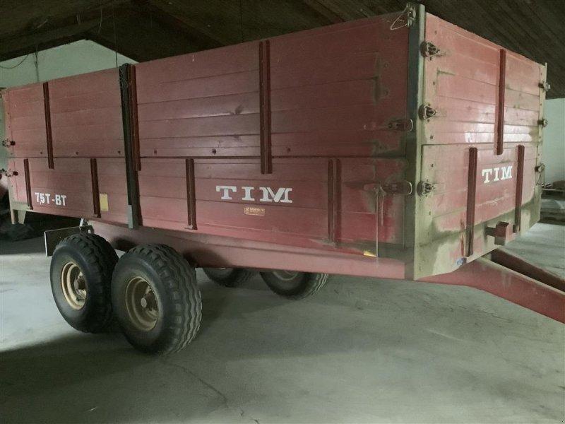 Muldenkipper des Typs Tim 7,5t - BT, Gebrauchtmaschine in Kolding (Bild 1)
