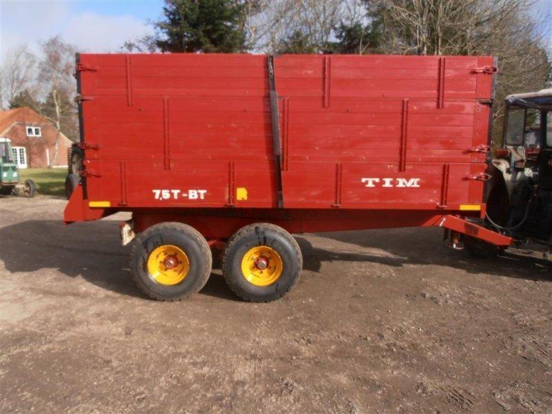 Muldenkipper типа Tim 7.5 tons boggie Pæn og velholdt ., Gebrauchtmaschine в Varde (Фотография 1)