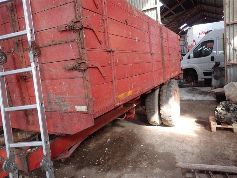 Muldenkipper des Typs Tim 8 ton med Lastbil br. aksel, Gebrauchtmaschine in Egtved (Bild 1)