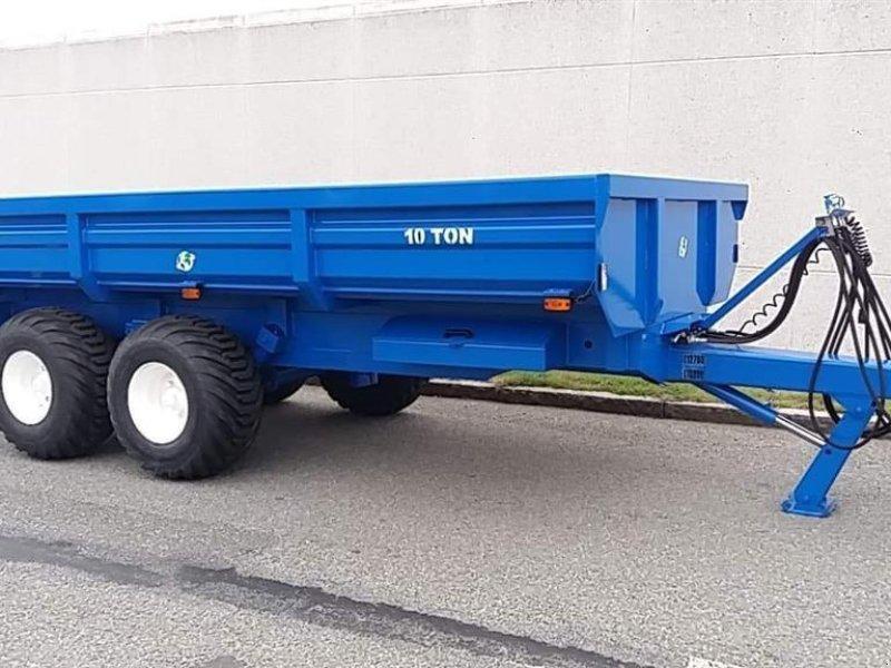 Muldenkipper des Typs Tinaz 10 tons dumpervogn forberedt til ramper, Gebrauchtmaschine in Ringe (Bild 1)