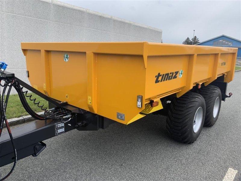 Muldenkipper tipa Tinaz 10 tons dumpervogn med hydr. bagklap - 60 cm sider, Gebrauchtmaschine u Ringe (Slika 8)