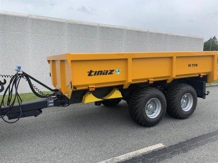 Muldenkipper tipa Tinaz 10 tons dumpervogn med hydr. bagklap - 60 cm sider, Gebrauchtmaschine u Ringe (Slika 3)