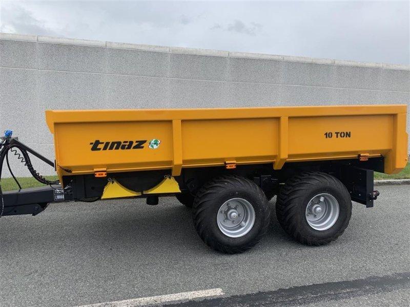 Muldenkipper tipa Tinaz 10 tons dumpervogn med hydr. bagklap - 60 cm sider, Gebrauchtmaschine u Ringe (Slika 2)