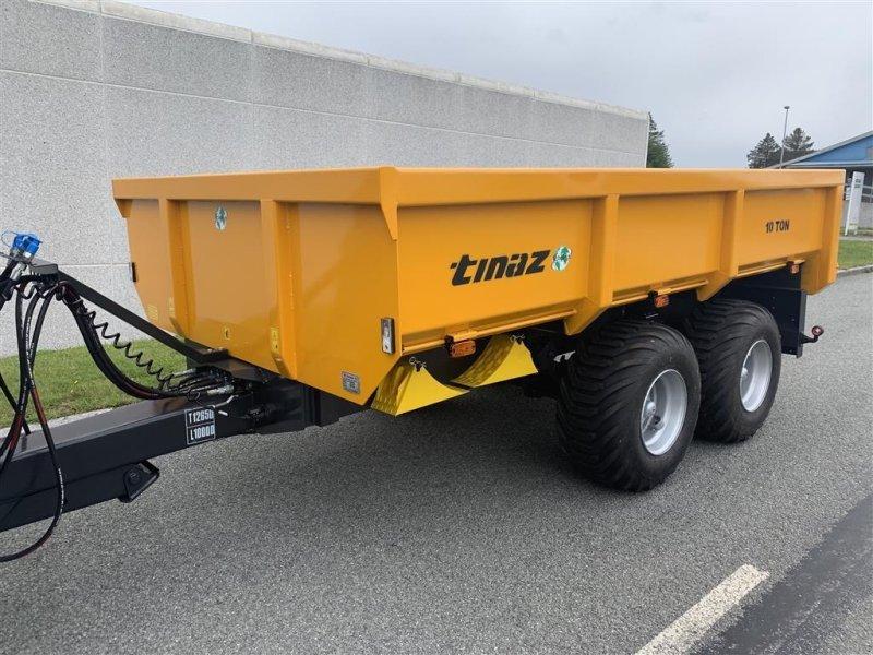 Muldenkipper tipa Tinaz 10 tons dumpervogn med hydr. bagklap - 60 cm sider, Gebrauchtmaschine u Ringe (Slika 7)