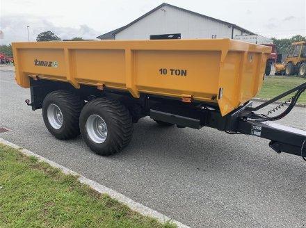 Muldenkipper tipa Tinaz 10 tons dumpervogn med hydr. bagklap - 60 cm sider, Gebrauchtmaschine u Ringe (Slika 1)