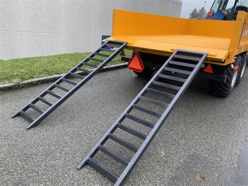 Muldenkipper des Typs Tinaz 10 tons dumpervogn med slidsker, Gebrauchtmaschine in Ringe (Bild 1)