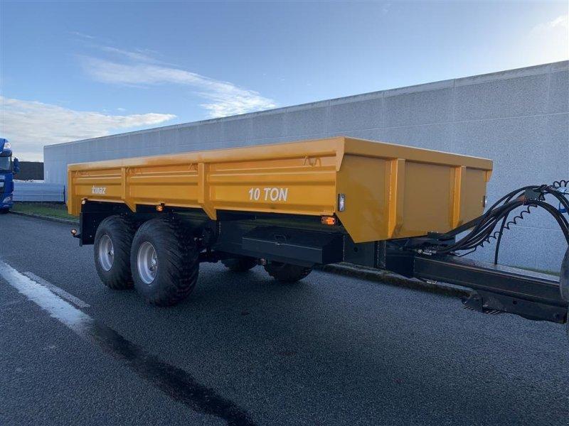 Muldenkipper des Typs Tinaz 10 tons dumpervogn, Gebrauchtmaschine in Ringe (Bild 1)
