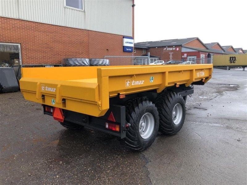 Muldenkipper des Typs Tinaz 10 tons dumpervogn, Gebrauchtmaschine in Viborg (Bild 3)