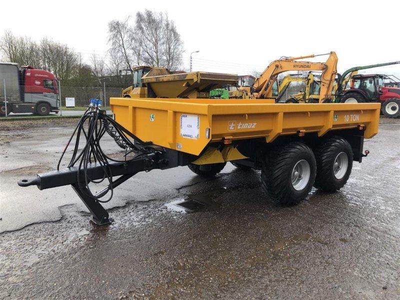 Muldenkipper des Typs Tinaz 10 tons dumpervogn, Gebrauchtmaschine in Viborg (Bild 2)