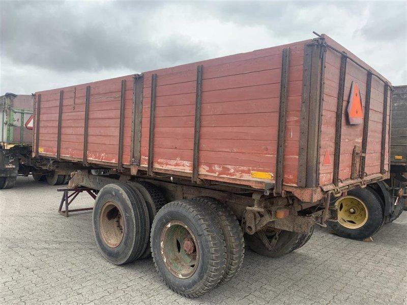 Muldenkipper типа Universal lastbilbagende, Gebrauchtmaschine в Ringe (Фотография 1)