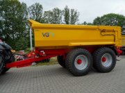 Muldenkipper des Typs VGM -Van Ginkel machines- ZK22-2 Schwerlast-Muldenkipper u Bocholt