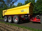 VGM (Van Ginkel machines) ZK30 Tridem-Schwerlast-Muldenkipper Muldenkipper