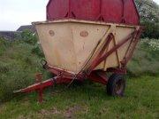 Vicon høj/lavtip m/overbygning 5 ton Muldenkipper