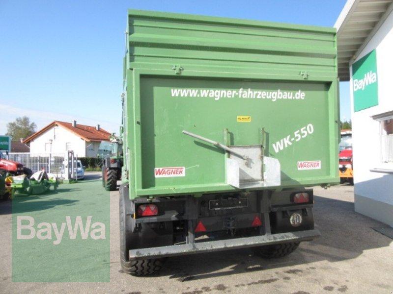 Muldenkipper des Typs Wagner WK 550, Gebrauchtmaschine in Schönau b.Tuntenhausen (Bild 5)