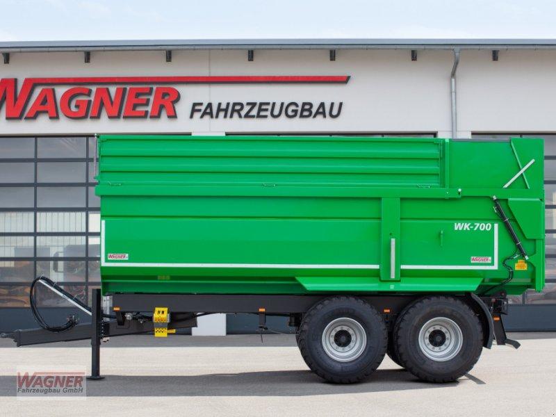Muldenkipper des Typs Wagner WK 700, Neumaschine in Deiningen (Bild 1)