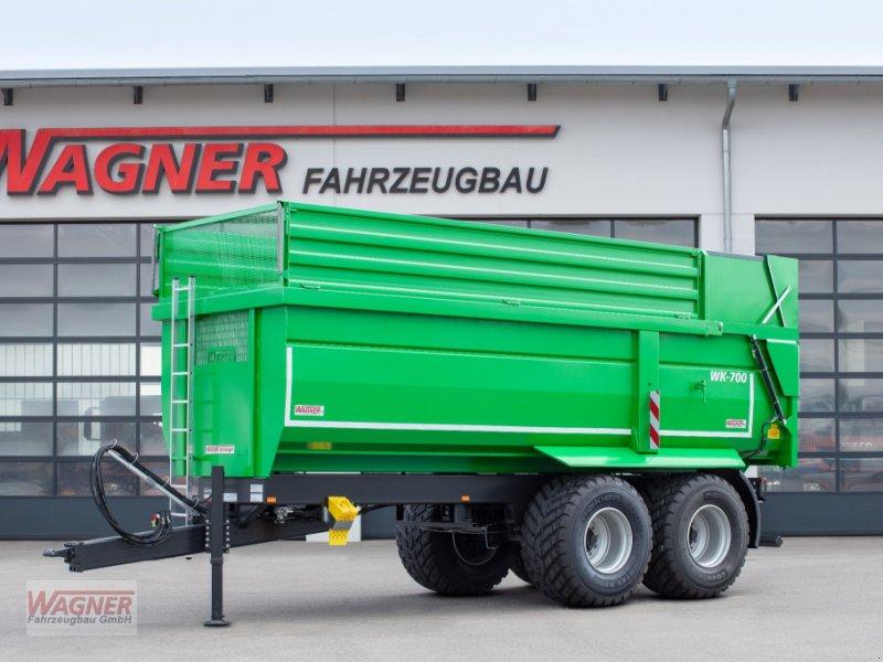 Muldenkipper des Typs Wagner WK 700, Neumaschine in Deiningen (Bild 2)