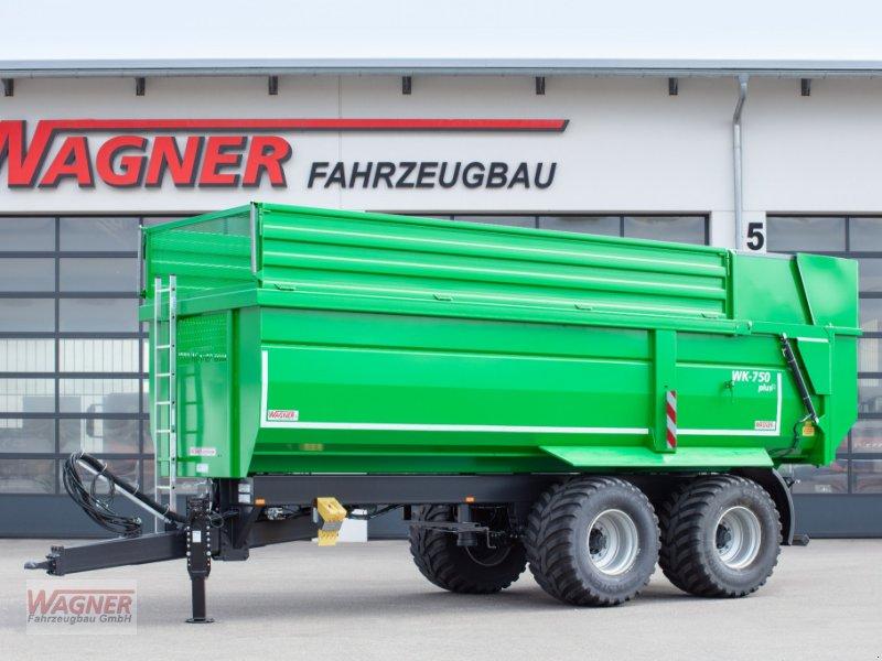 Muldenkipper des Typs Wagner WK 750 plus, Neumaschine in Deiningen (Bild 1)