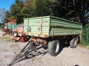 Muldenkipper des Typs Welger DK 120-2 Kipper, Gebrauchtmaschine in Tuntenhausen