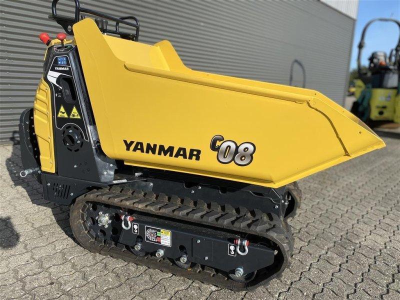 Muldenkipper tip Yanmar C08, Gebrauchtmaschine in Horsens (Poză 1)