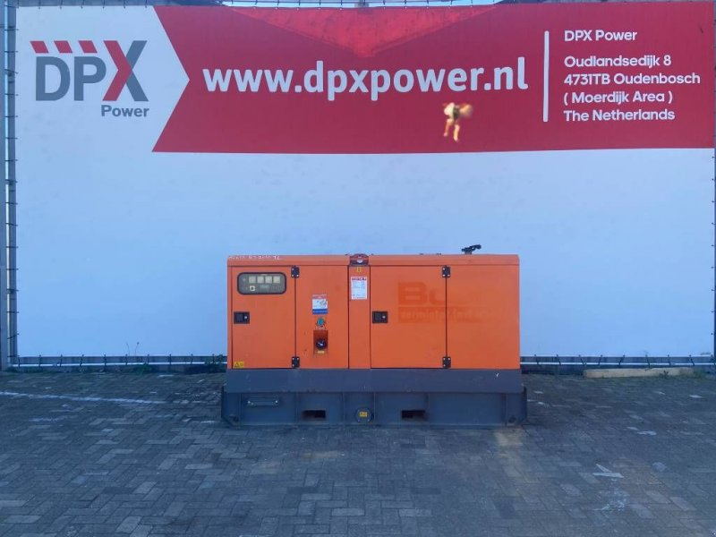 Notstromaggregat типа Atlas Copco QAS 60 - Perkins - 65 kVA Generator - DPX-12401, Gebrauchtmaschine в Oudenbosch (Фотография 1)