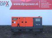 Atlas Copco QAS150 - Volvo - 165 kVA Generator - DPX-12092 vészhelyzeti áramfejlesztő